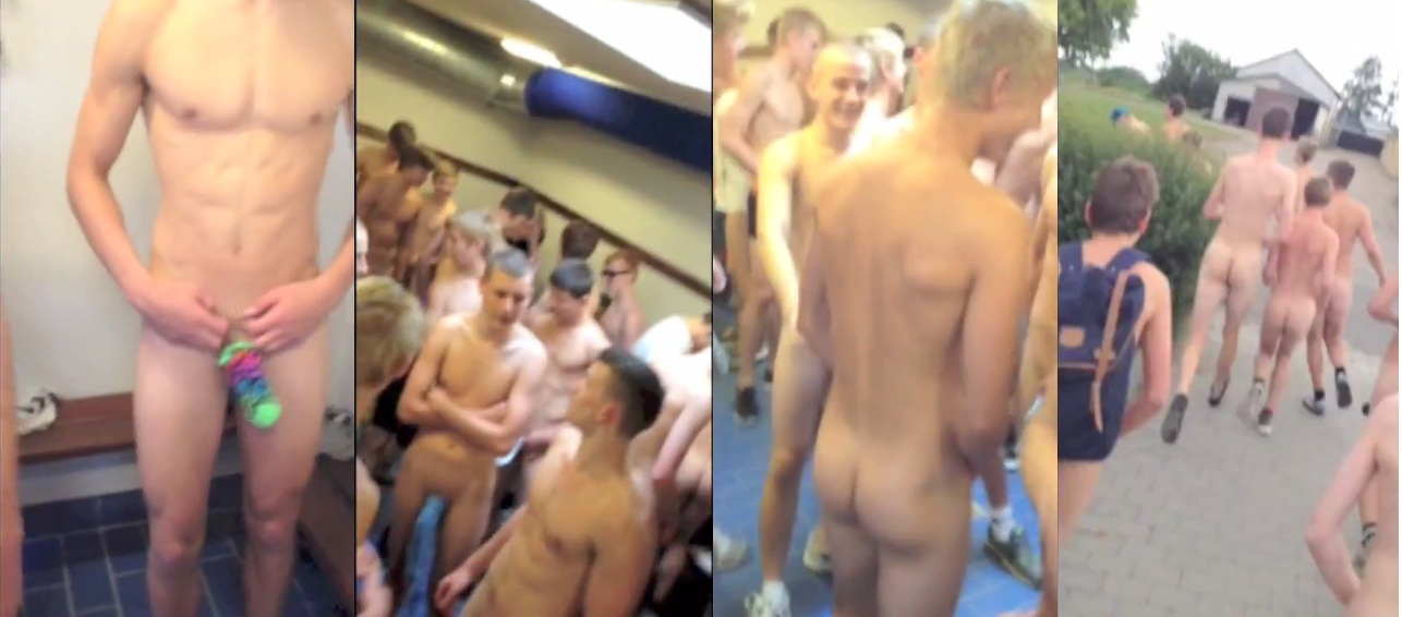 totally naked college boys