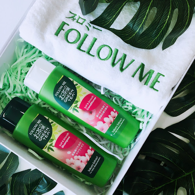 Follow Me Reformulated Green Tea Range Review