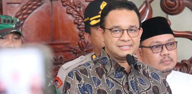 Anies Akan Beri Subsidi Uang Tunai Ke 1,1 Juta Warga Jakarta Berpenghasilan Harian