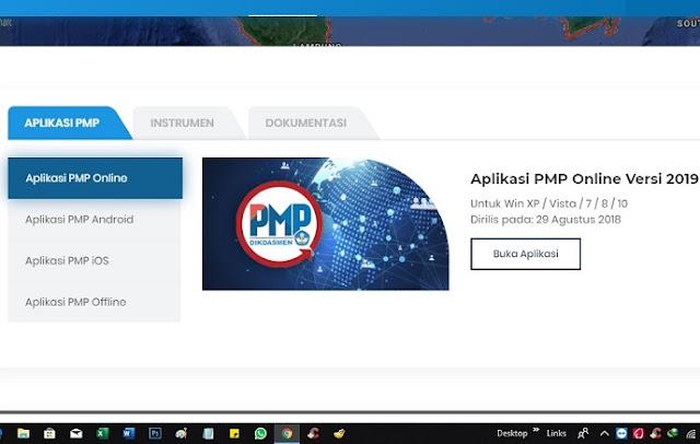 Cara Mengatasi Gagal Login Aplikasi PMP Online  SD:  Cara Mengatasi Gagal Login Aplikasi PMP Online 2019