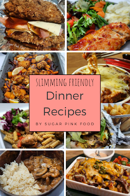 Slimming Friendly Dinner Recipes