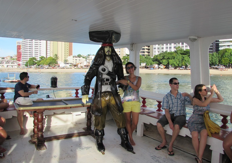 Passeio de Veleiro em Fortaleza: horários e valores