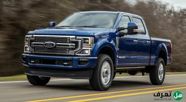بيك أب فورد سوبر ديوتي Ford Super Duty pickup 2022