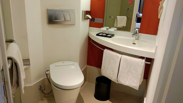 review hotel ibis TSB