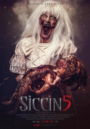Siccin 5 2018 Turkish 480p WEBRip 350MB With Subtitle