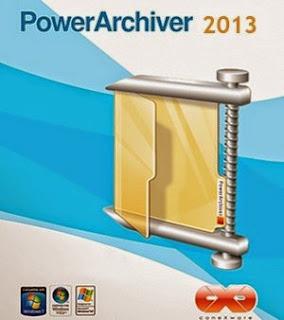 تحميل برنامج فك وضغط الملفات العملاق 2014 Download PowerArchiver 14.05.04