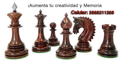 """Invitación a Nuestra Escuela ajedrez """"Creando un Campeón"""""""
