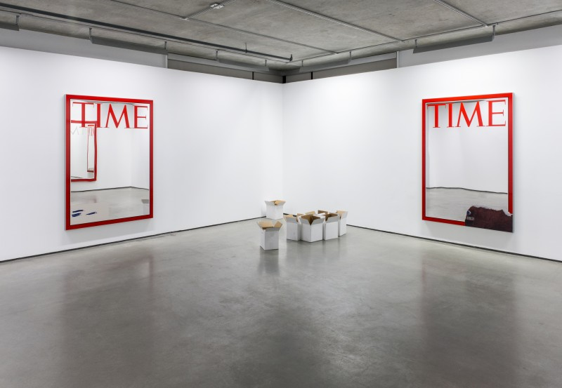 Mungo Thomson at Contemporary Art Gallery Vancouver