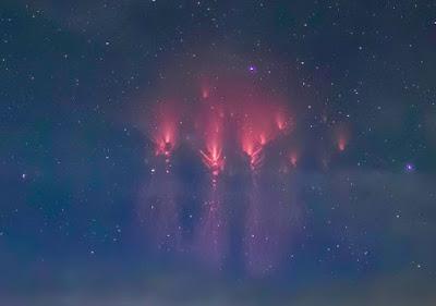 Arte de cazar Sprites - Una Galaxia Maravillosa