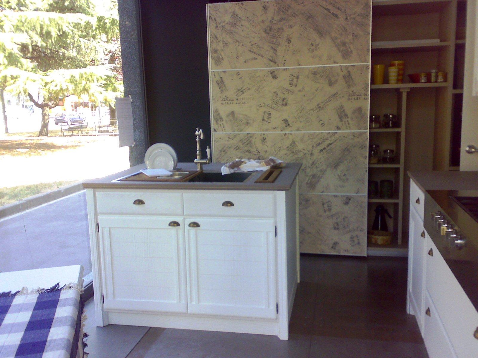 La casa rosso papavero la cucina ad isola for Isole cucina piccole