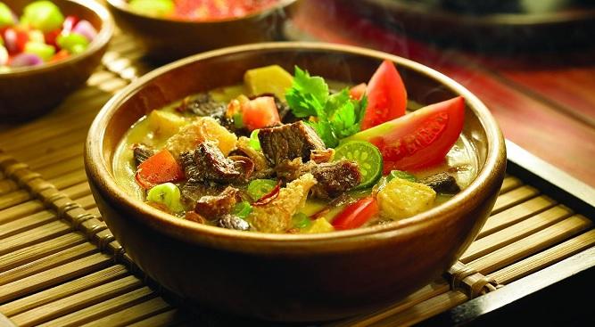 cara memasak soto daging