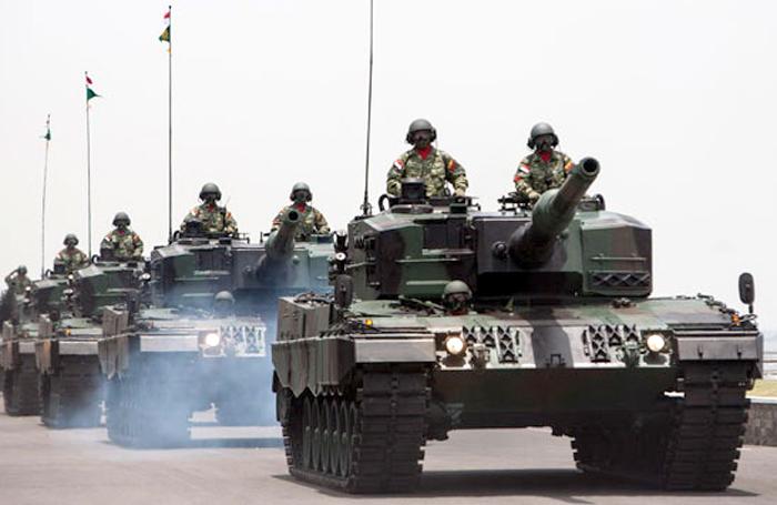 Leopard TNI