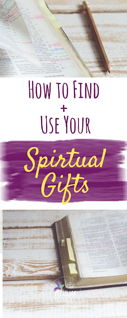 Discover your spiritual gifts. | How to use and find your spiritual gifts. #Christianity #faith #spiritualgifts