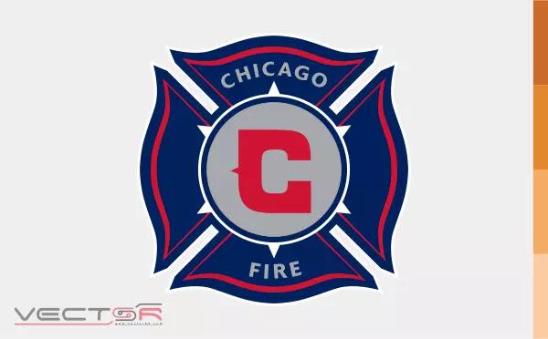 Chicago Fire (1998) Logo - Download Vector File AI (Adobe Illustrator)