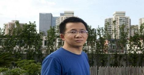 Zhang Yiming, Bos Tik Tok Masuk Orang Terkaya Dunia