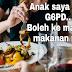 Makanan Ibu Berpantang Anak G6PD