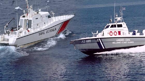 Ζουράφα: Τουρκική ακταιωρός προσπάθησε να εμβολίσει σκάφος του Λιμενικού