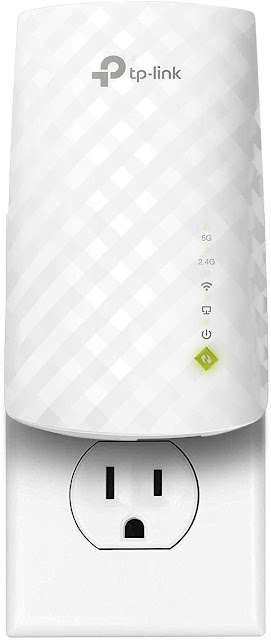 TP-Link | AC750 WiFi Range Extender