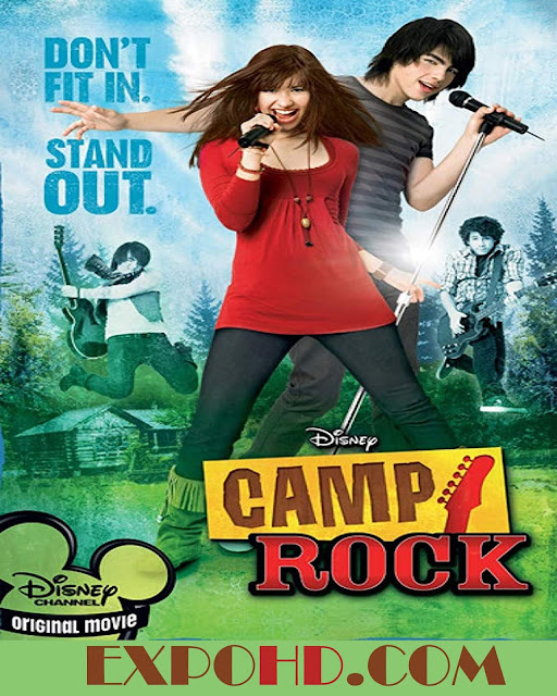 Camp Rock 2008 BluRay 720p | Dual Audio 480p | Esub 1.2Gbs [Watch & Download Now] G.Drive