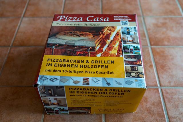 Pizzabacken im Wohnzimmer | Steinofenpizza aus dem Kaminofen mit Pizza Casa | So gelingt dir Pizza wie beim Italiener! Pizzastein-Schamott Pizzateig-Rezept 02