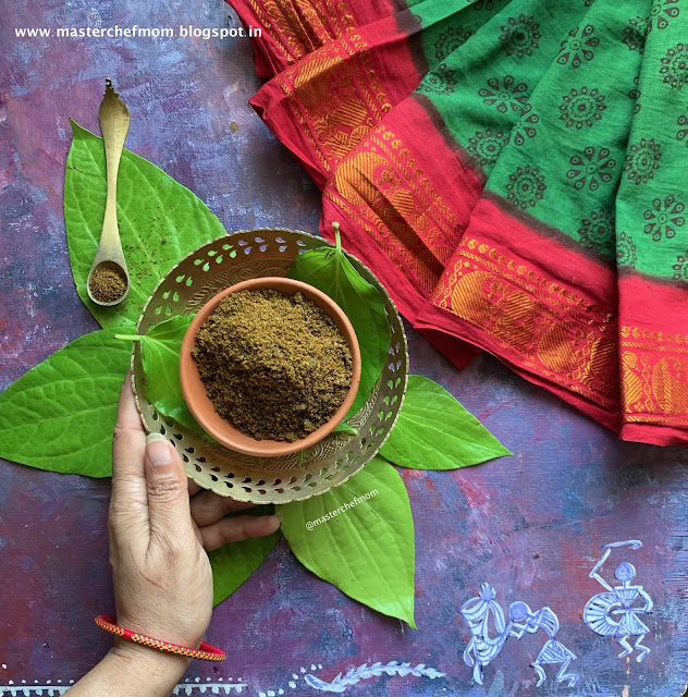 Betel leaves Spice Powder/vethalai Podi
