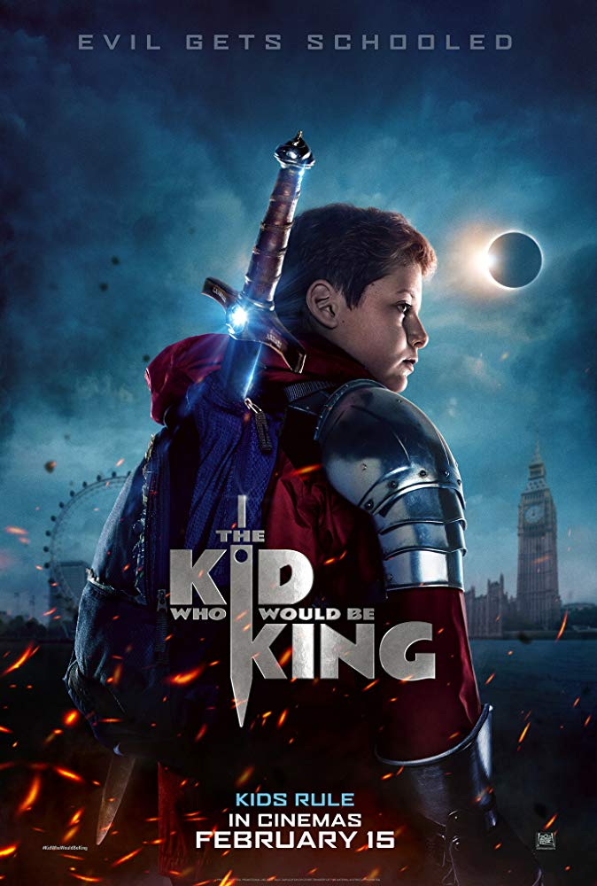 Download The Kid Who Would Be King (2019) WEB-DL Subtitle Indonesia