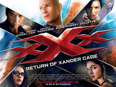 Download xXx: Return of Xander Cage (2017) BluRay 720p Subtitle Indonesia