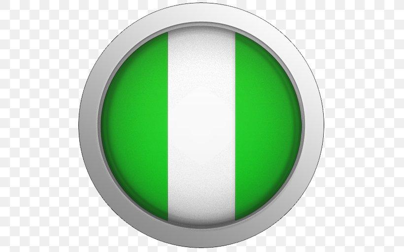 Nigeria Flag Logo
