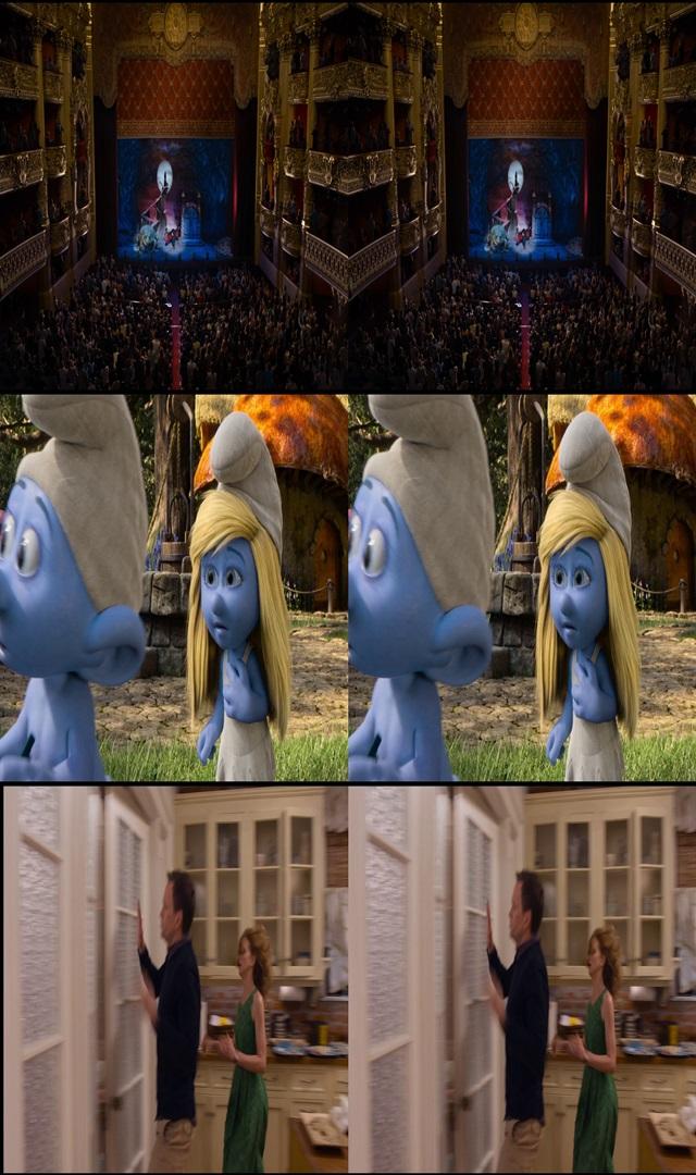 Şirinler 2: The Smurfs 2 (2013) 3D Film indir