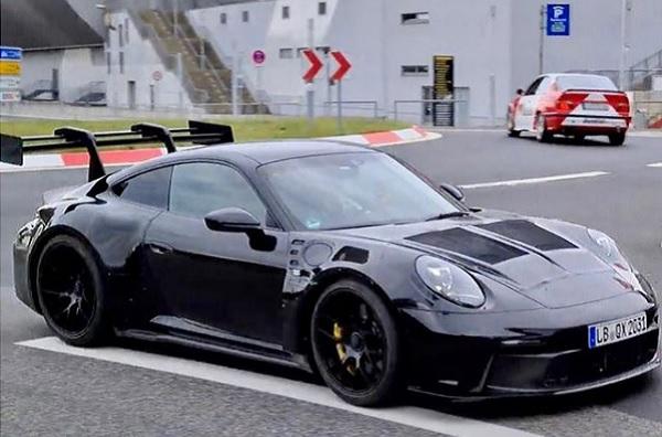 Porsche 911 GT3 RS 2021