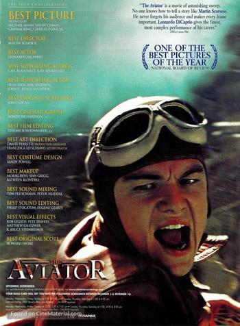 The Aviator 2004 Dual Audio Hindi BluRay||720p||480p