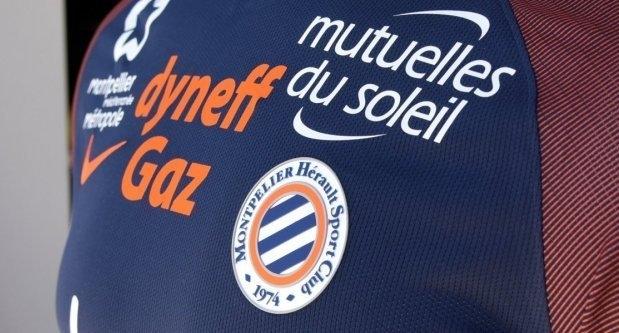 0a09a5384 Montpellier usa e vende camisas com erro no escudo - Show de Camisas