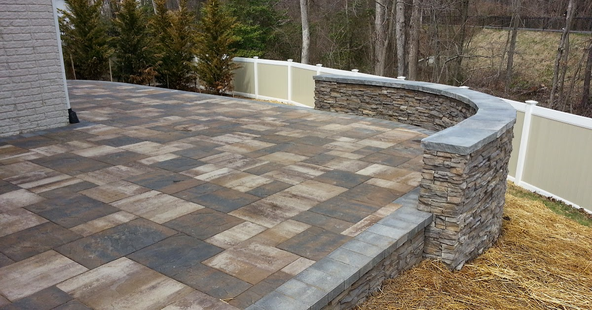 Gravel Lok Life Time Pavers: Cambridge Ledgestone Xl In Severna Park, Md