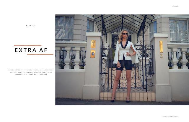 Extra AF for Elegant Magazine
