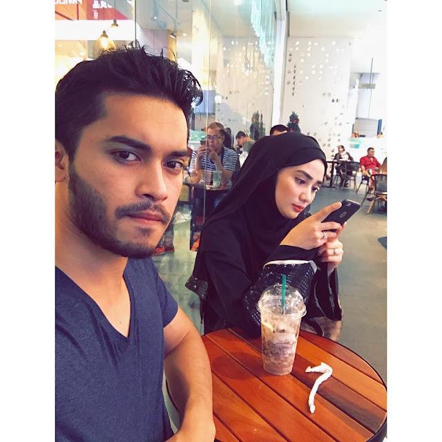 Aeril Zafrel Jawab Dakwaan Menggatal Dalam Instagram