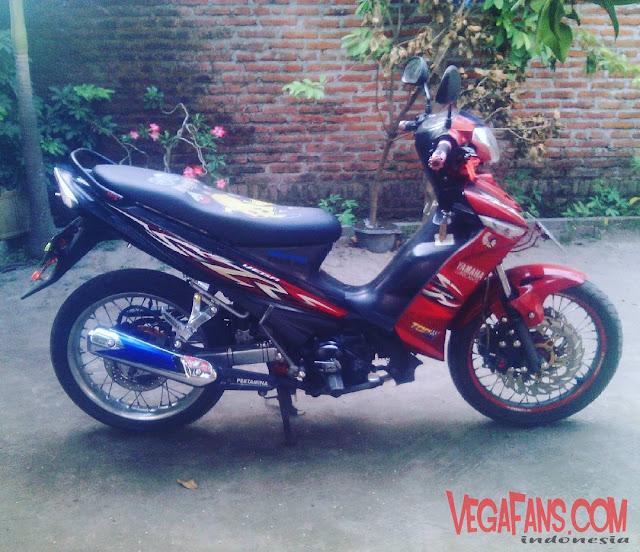 Vega Zr 2010 Modif Ala Jupiter MX