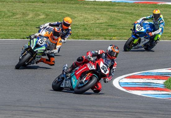 IDM Superbike in Assen am kommenden Wochenende