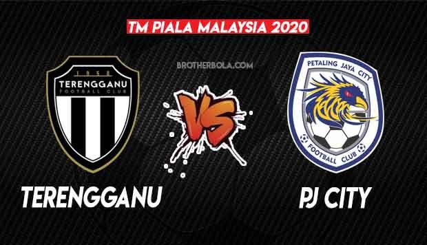 Live Streaming Terengganu vs Pj City Piala Malaysia 7.11.2020