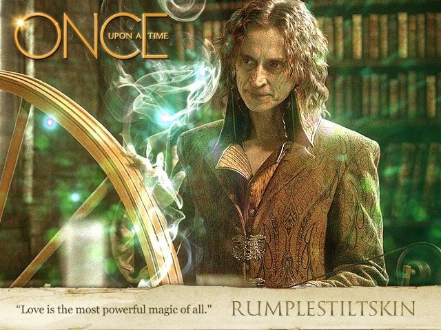 Rumpelstiltskin Once Upon A Time Quotes: Pens, Thespians, And Words: 30 Day Once Upon A Time