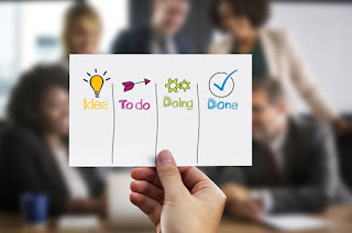 Ideas para volver al trabajo y estudios después del verano