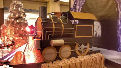 "CELEBRATIONS WITH ""THE POLAR EXPRESS""-THEMED CHRISTMAS TREE LIGHTING CEREMONY"