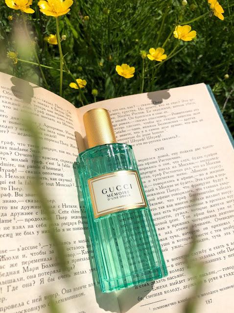Парфюмированная вода Gucci Mémoire d'Une Odeur