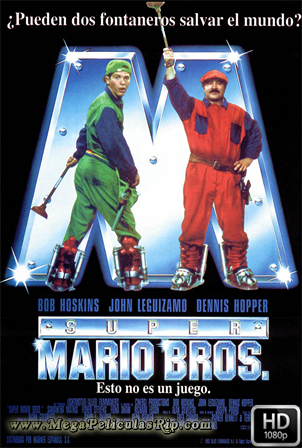 Super Mario Bros [1080p] [Latino-Ingles] [MEGA]
