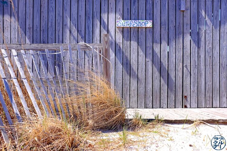 Le Chameau Bleu - Voyage à Long Island New York - Davis Park sur Fire Island