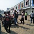 Di PHK Sepihak, Puluhan Supir  PT Yuda Pratama Sejati  Gelar Aksi Demo