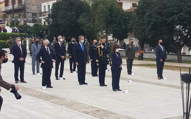 Γ.Γκιόλας: Λιτή εκδήλωση για την επέτειο της Α' Εθνοσυνέλευσης στη Ν. Επίδαυρο