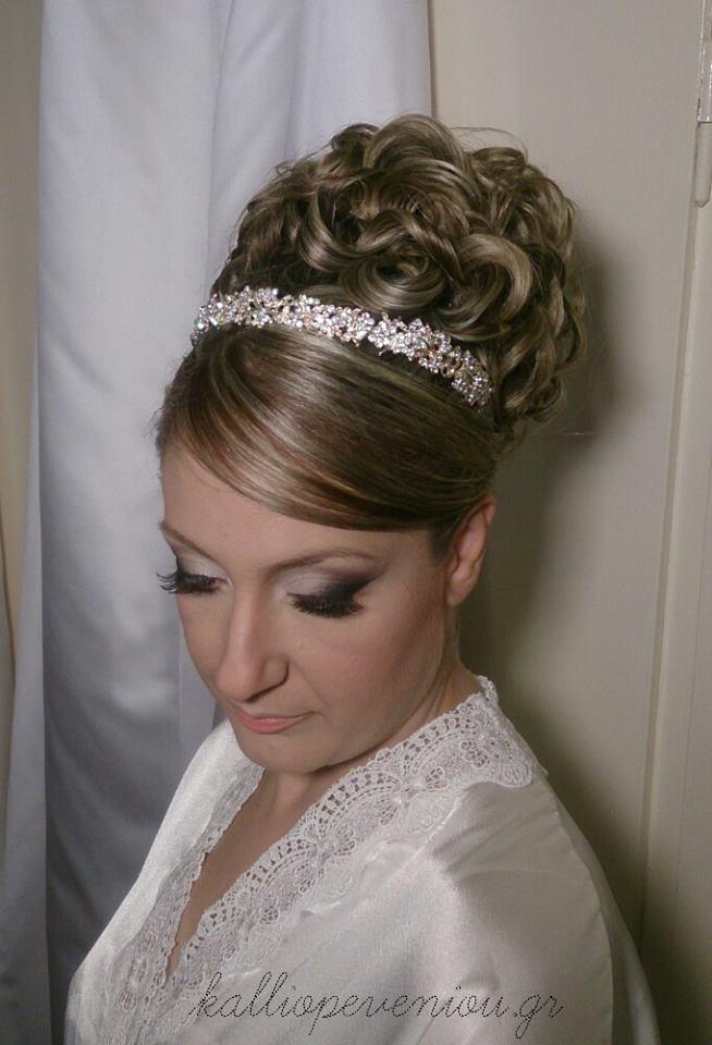 Amazing Wedding Hairstyles by Kalliope Veniou, Piraeus ...