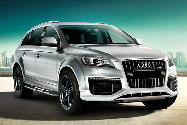 Review 5 SUV Premium 2016 - Audi Q7