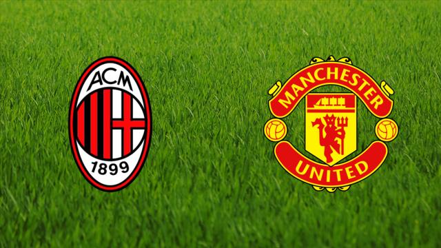 موعد مباراة ميلان ضد مان يونايتد والقنوات الناقلة في قمة الدوري الأوروبي