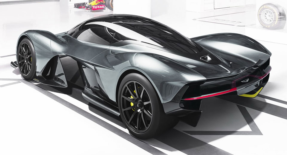 All 150 Aston Martin Red Bull AM-RB 001 now Sold Out!
